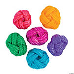 Large Assorted Knot Beads - 10mm
