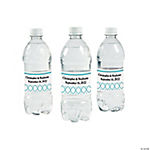 Lattice Personalized Water Bottle Labels
