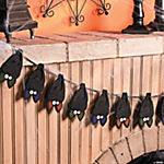 Layered Bat Garland