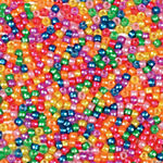 1 Lb. Of Pearl Pony Beads