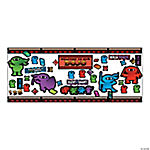 Learning Ninja Bulletin Board Set