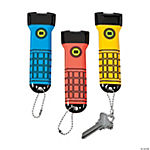 LED Flat Flashlight Key Chains