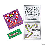 Legend of the Candy Cane Activity Books