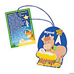 Legend of the Christmas Cow Christmas Ornament Craft Kit