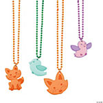 Lil' Fox Beaded Necklaces