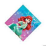 Little Mermaid Sparkle Luncheon Napkins