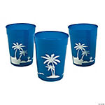 Luau Tumbler Glasses