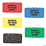 Magnetic Dry Erase Erasers