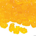 Mango Gummy Teddy Bears