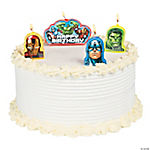 Marvel Avengers™ Birthday Candles