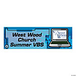 Medium Agents of Truth Custom Photo VBS Banner
