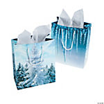 Medium Winter Retreat Gift Bags