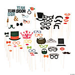 Mega Wedding Photo Stick Prop Assortment