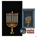 Menorah WOWindow Poster
