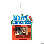 2015 Merry Christmas Picture Frame Ornament Craft Kit