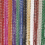 Metallic Beaded Necklace Assortment