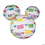 Mexican Cutout Banner Printed Paper Lanterns