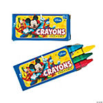Mickey & Friends Crayons
