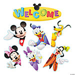 Mickey Mouse Welcome Sign Go-Arounds