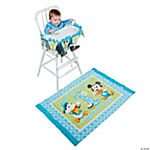 Mickey's 1st Birthday High Chair Kit