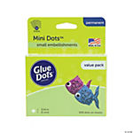 Mini Clear Glue Dots®
