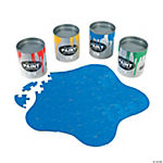 Mini Paint Can Puzzles