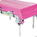 Minnie Bowtique Tablecloth