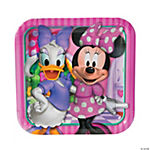 Minnie's Bow-Tique Dream Party Dinner Plates