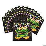 Monster Bash Beverage Napkins