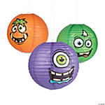 Monster Bash Paper Lanterns