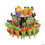 Monster Treat Stand with Cones