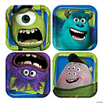 Monsters University™ Dessert Plates
