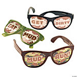 Mud Run Pinhole Glasses