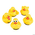 My Senses Rubber Duckies