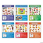 MyPlate Learning Charts
