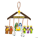 Nativity Mobile Craft Kit
