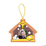 2015 Nativity Picture Frame Ornament Craft Kit