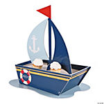 Nautical Baby Shower Cupcake Holder