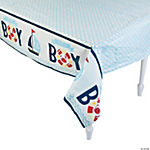 Nautical Baby Shower Tablecloth