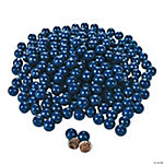 Navy Blue Chocolate Candies