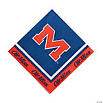 NCAA™ University of Mississippi Luncheon Napkins