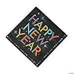 New Year 2016 Sparkle Luncheon Napkins