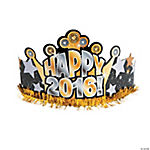2016 New Year's Crowns