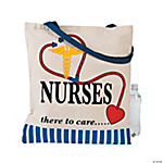 """Nurses"" Tote Bag"