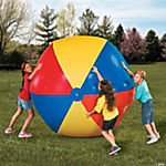 Our Biggest Beach Ball