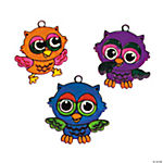 Owl Suncatchers