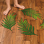 Palm Leaf Floor Clings