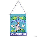 Palm Sunday Banner Craft Kit