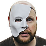 Partial Face Mask for Adults