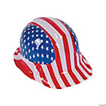 Patriotic Construction Hat
